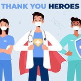 ilustrační obrázek k článku Koronavirus: Je čas na hrdinství!