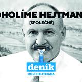 ilustrační obrázek k článku AKCE: Oholíme hejtmana!