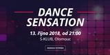 ilustrační obrázek k článku AKCE: Dance Sensation 2018