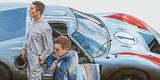 ilustrační obrázek k článku PREMIÉRA: Le Mans ´66