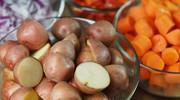 ilustrační obrázek k článku Bramboračka s houbami a slaninou