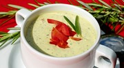 ilustrační obrázek k článku Cuketová polévka
