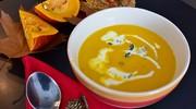 ilustrační obrázek k článku Podzimní dýňová polévka