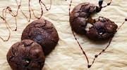 ilustrační obrázek k článku Sušenky Brownies