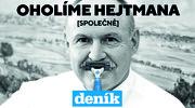 ilustrační obrázek k článku Ano, oholíme hejtmana!