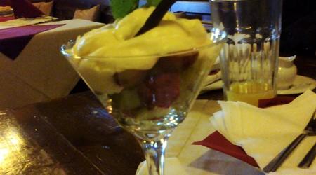 ilustrační obrázek k článku Mascarpone s ovocem