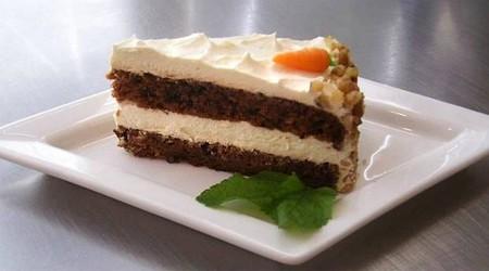 ilustrační obrázek k článku Mrkvový dort