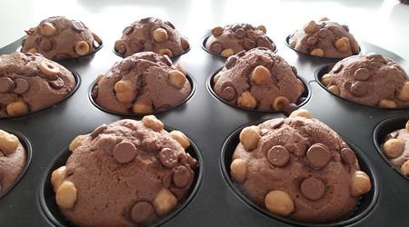 ilustrační obrázek k článku Špaldové muffiny s lískovými oříšky