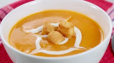 ilustrační obrázek k článku Krémová mrkvová polévka