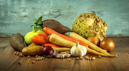 ilustrační obrázek k článku Zeleninový vývar s drožďovými knedlíčky