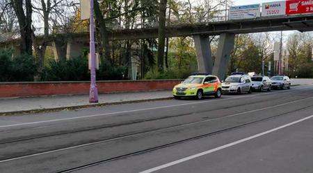 ilustrační obrázek k článku AUDIO: Mrtvý muž v Olomouci