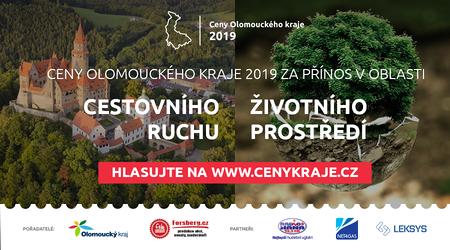 ilustrační obrázek k článku HLASOVÁNÍ: Ceny Olomouckého kraje