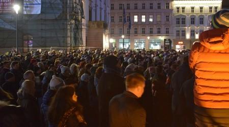 ilustrační obrázek k článku REGION: Olomoucká demonstrace