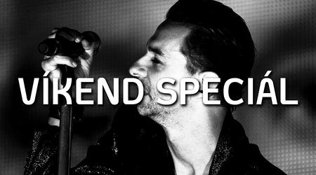 ilustrační obrázek k článku AUDIO: Víkend s Depeche Mode