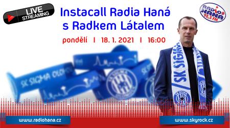ilustrační obrázek k článku INSTACALL: Radoslav Látal